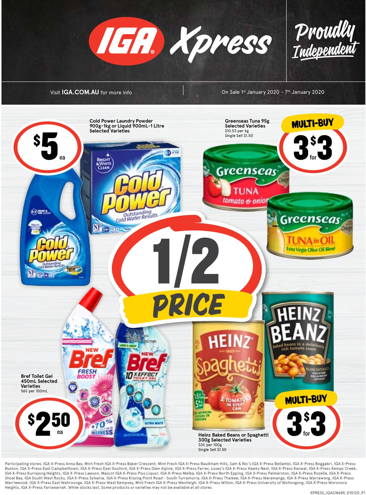 IGA Catalogue - 01/01-07/01/2020