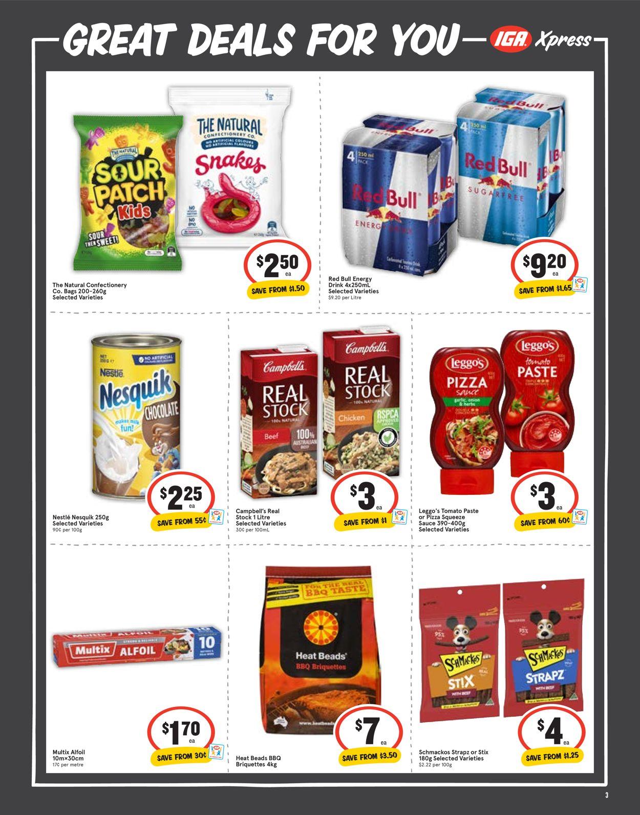 IGA Catalogue - 26/08-01/09/2020 (Page 3)