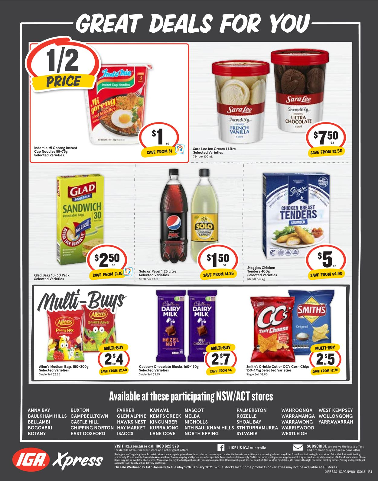 IGA Catalogue - 13/01-19/01/2021 (Page 4)