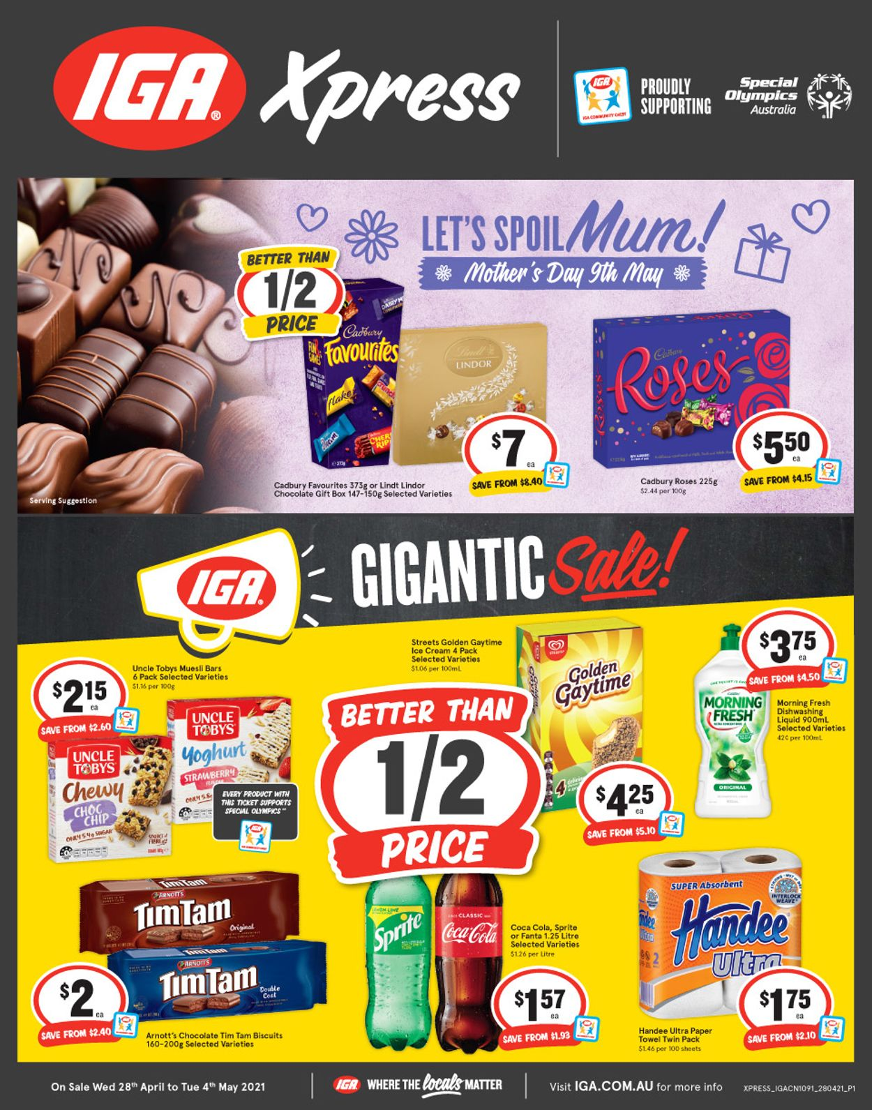 IGA Catalogue - 28/04-04/05/2021