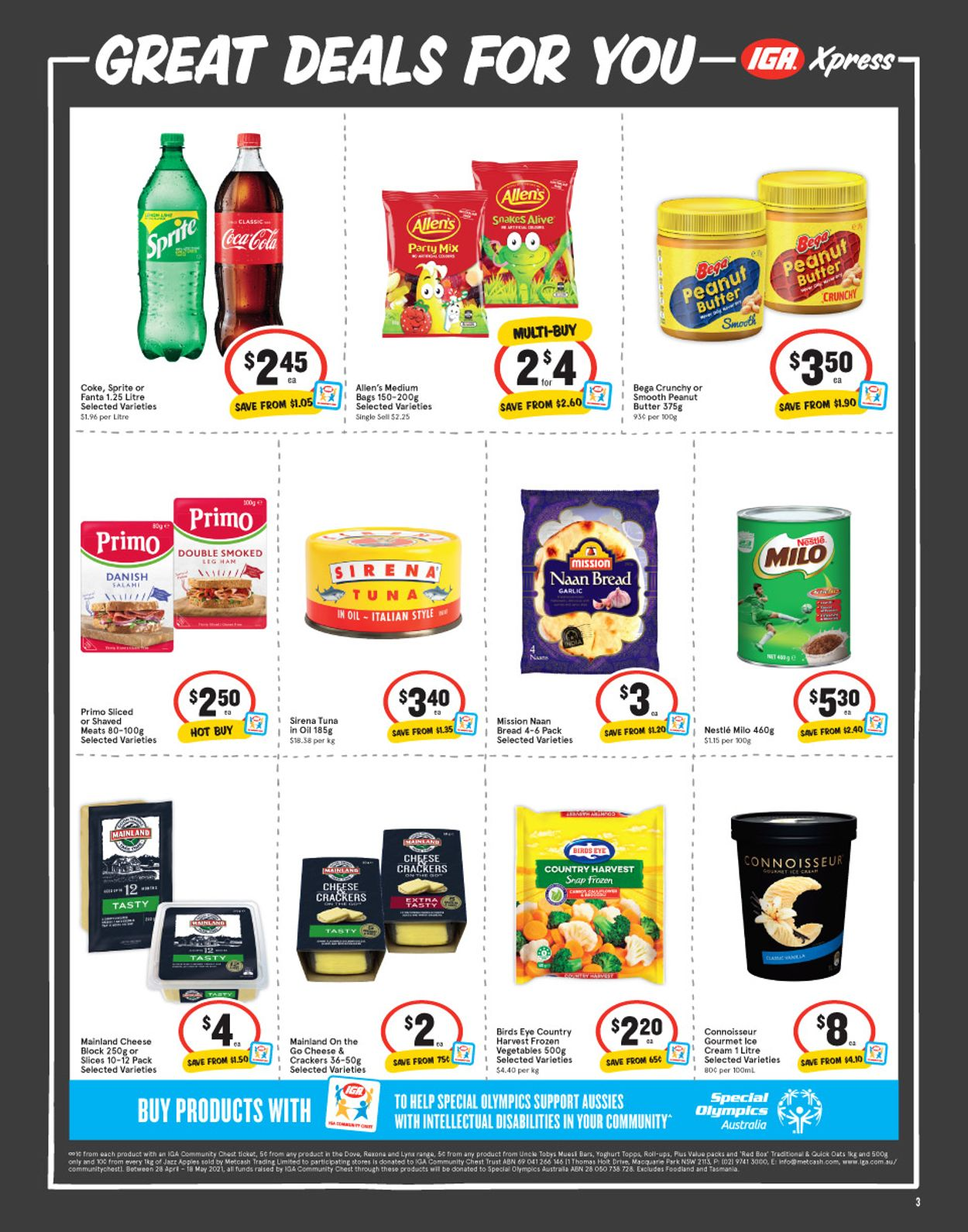 IGA Catalogue - 12/05-18/05/2021 (Page 3)