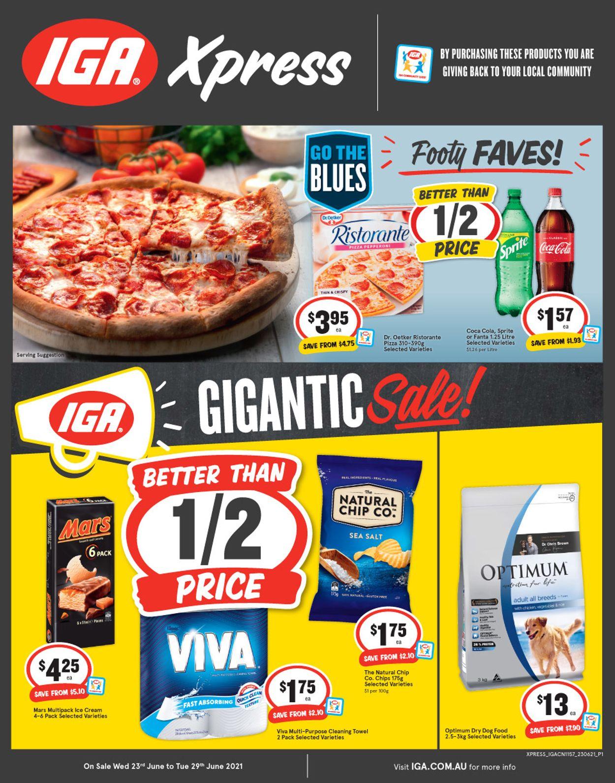 IGA Catalogue - 23/06-29/06/2021