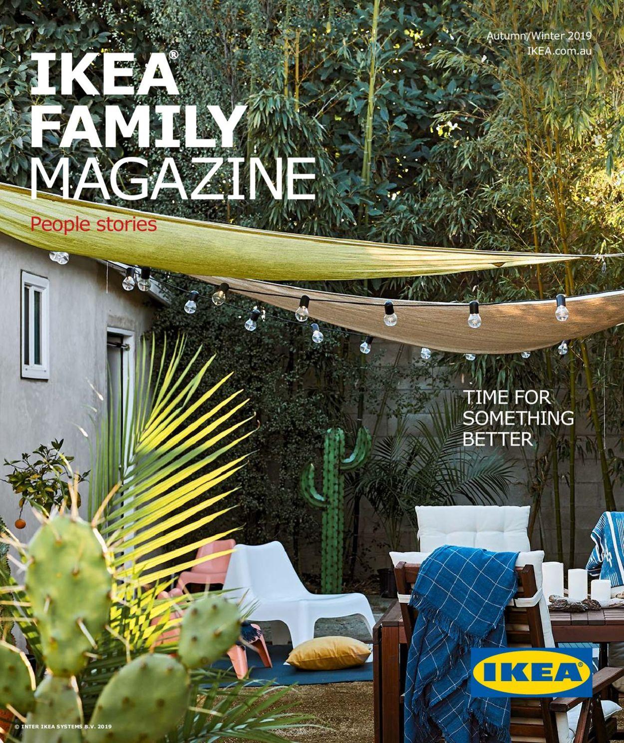 IKEA Catalogue - 15/04-31/08/2019