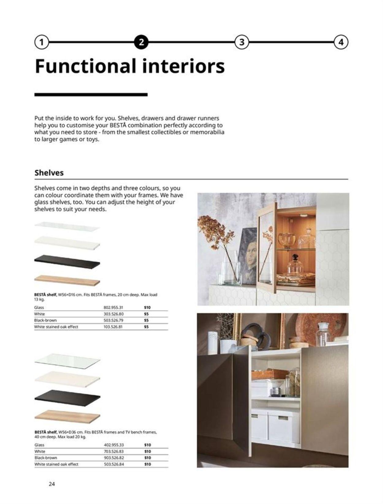 IKEA Catalogue - 29/08-31/07/2020 (Page 24)