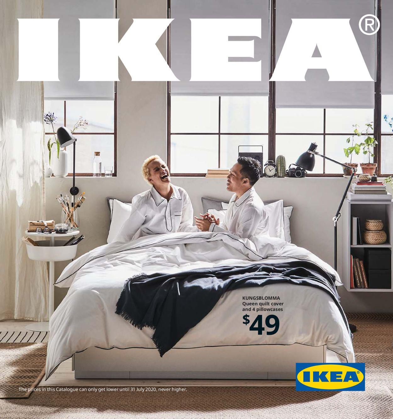 IKEA Catalogue - 30/08-31/07/2020