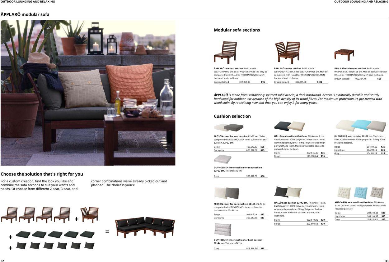 IKEA Catalogue - 29/08-31/07/2020 (Page 17)