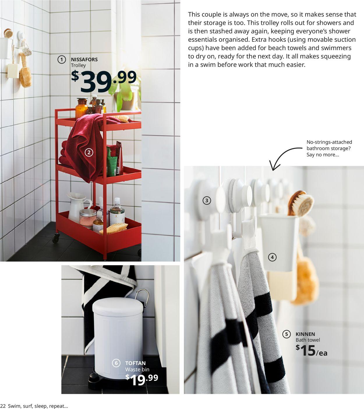 IKEA Catalogue - 01/09-31/07/2021 (Page 22)