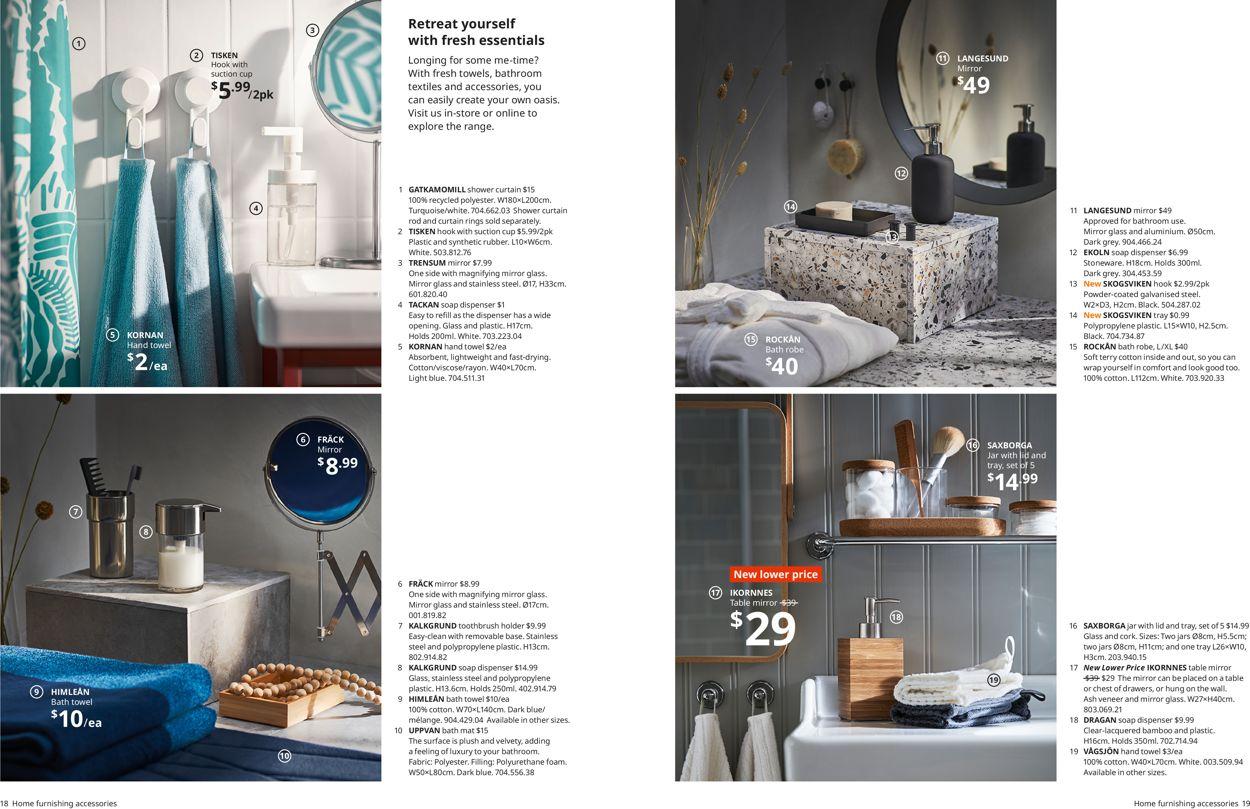 IKEA Catalogue - 01/09-31/07/2021 (Page 10)