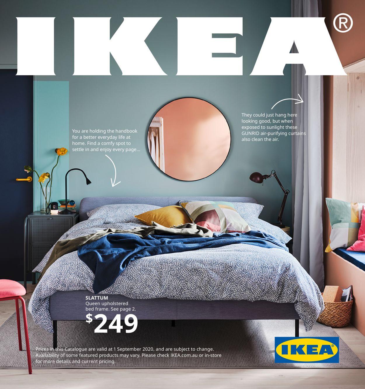 IKEA Catalogue - 07/06-01/09/2021