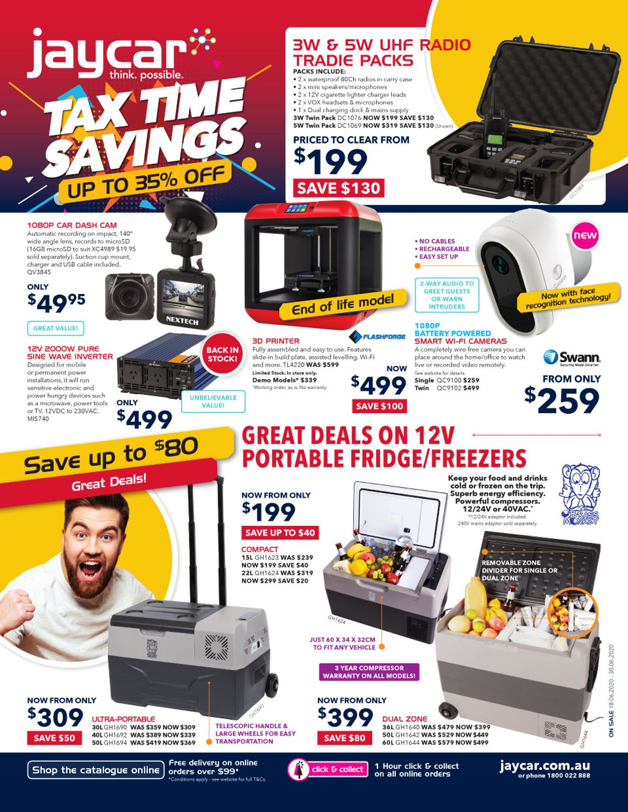 Jaycar Electronics Catalogue - 18/06-30/06/2020