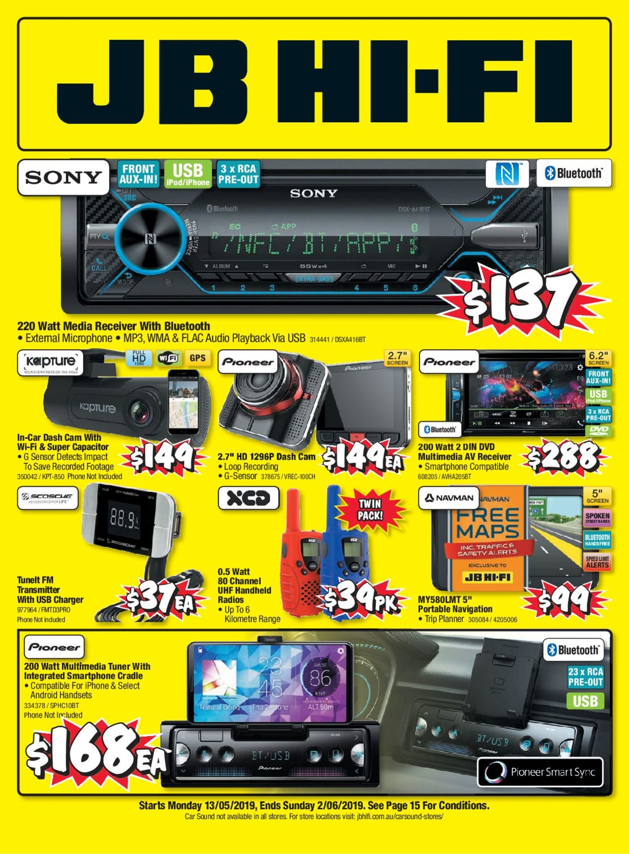 JB Hi-Fi Catalogue - 13/05-02/06/2019