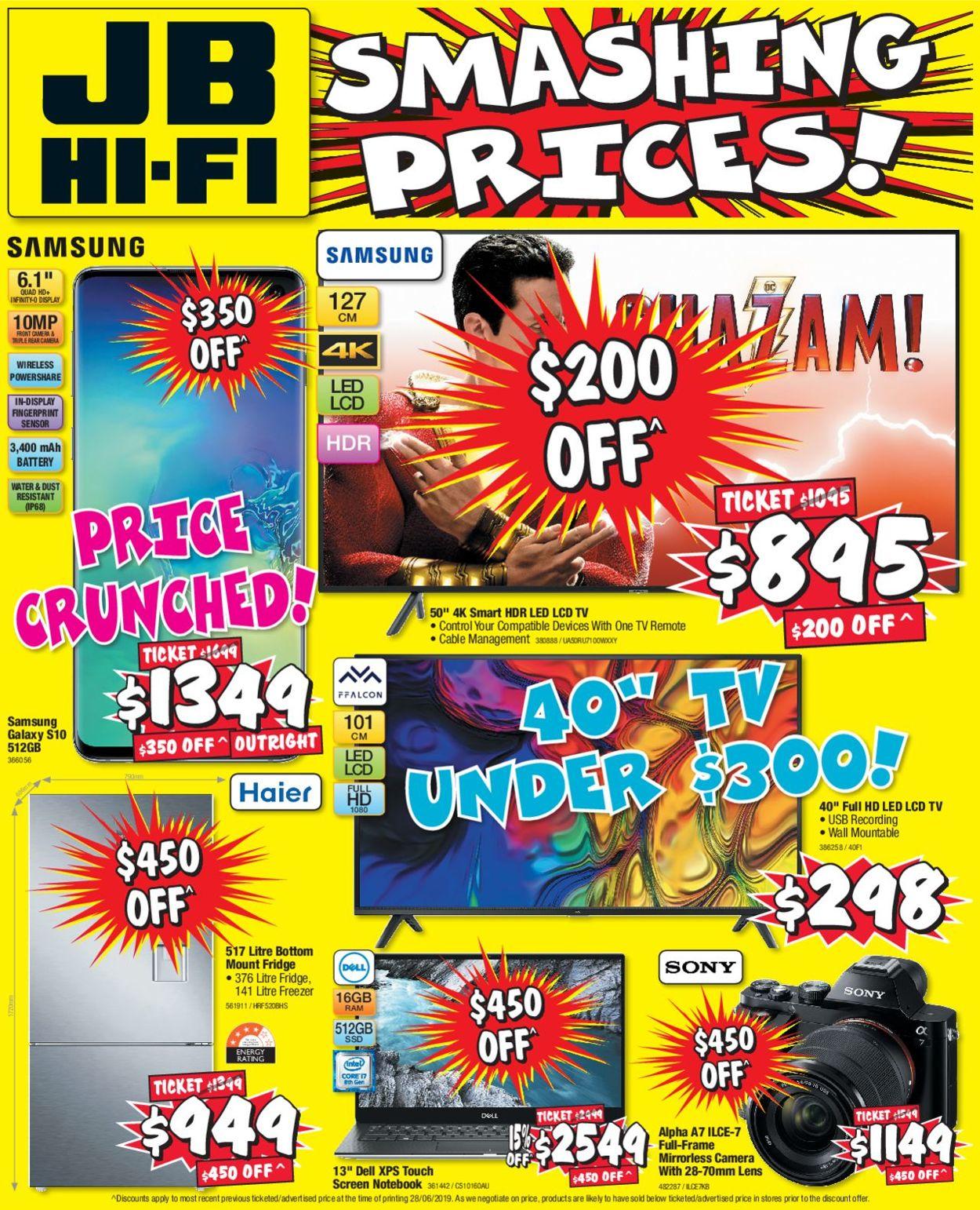 JB Hi-Fi Catalogue - 11/07-24/07/2019 (Page 24)