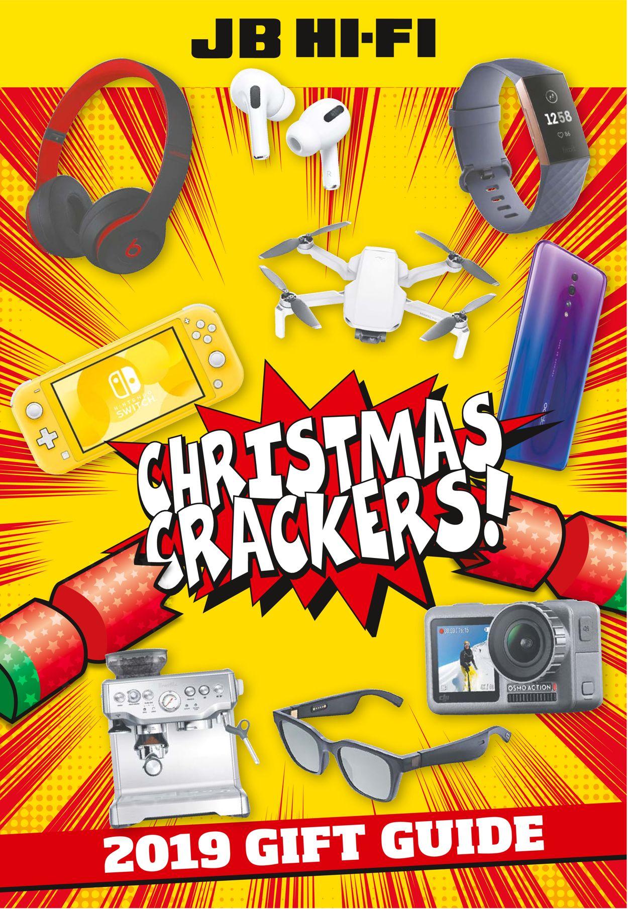 JB Hi-Fi Christmas Catalogue 2019 Catalogue - 05/12-24/12/2019