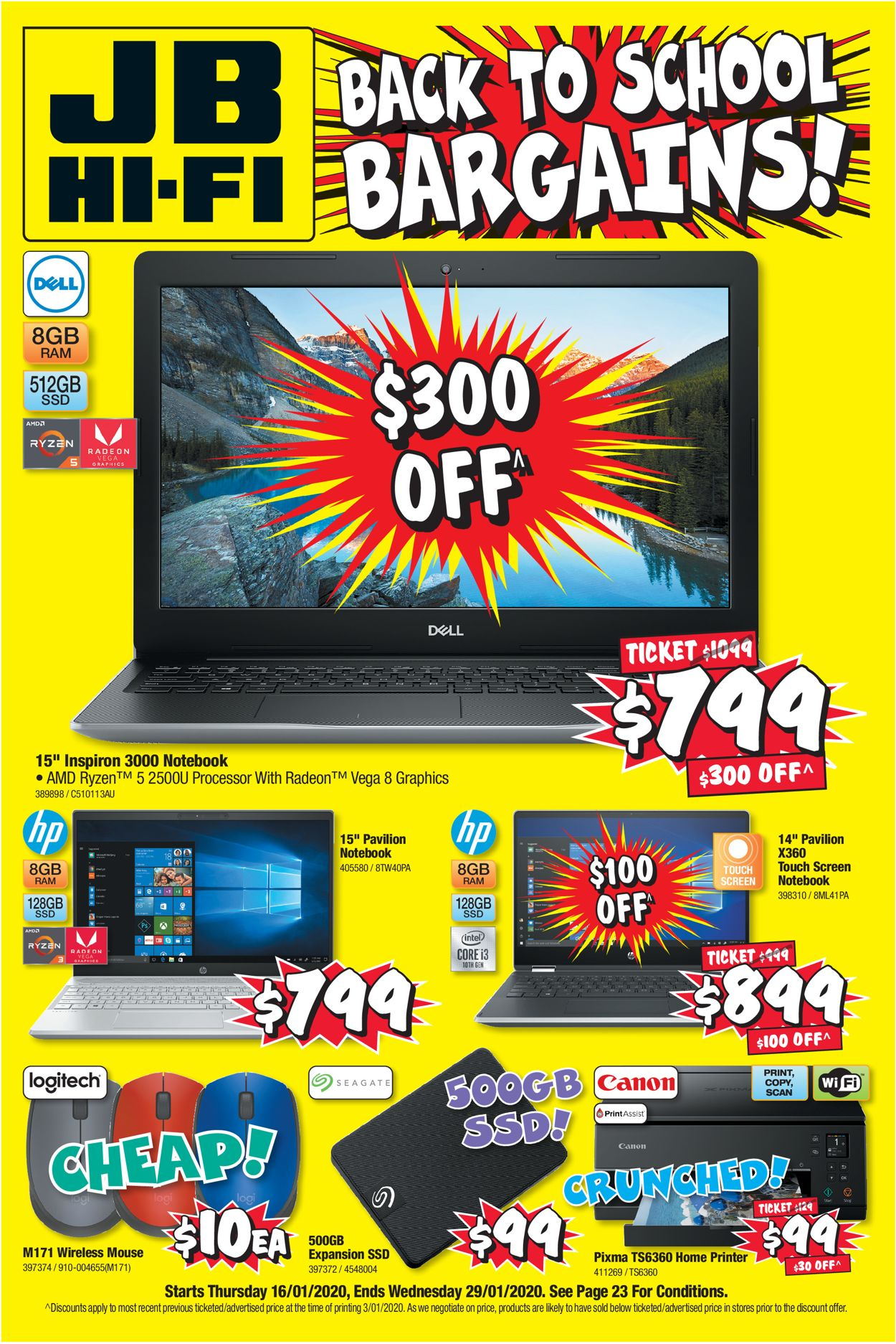 JB Hi-Fi Catalogue - 16/01-29/01/2020