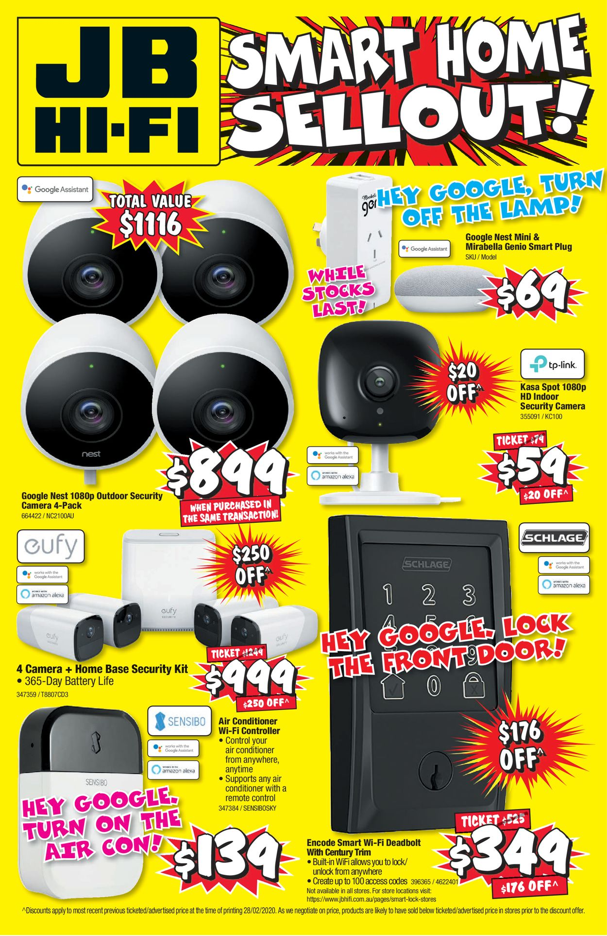 JB Hi-Fi Catalogue - 12/03-25/03/2020 (Page 40)