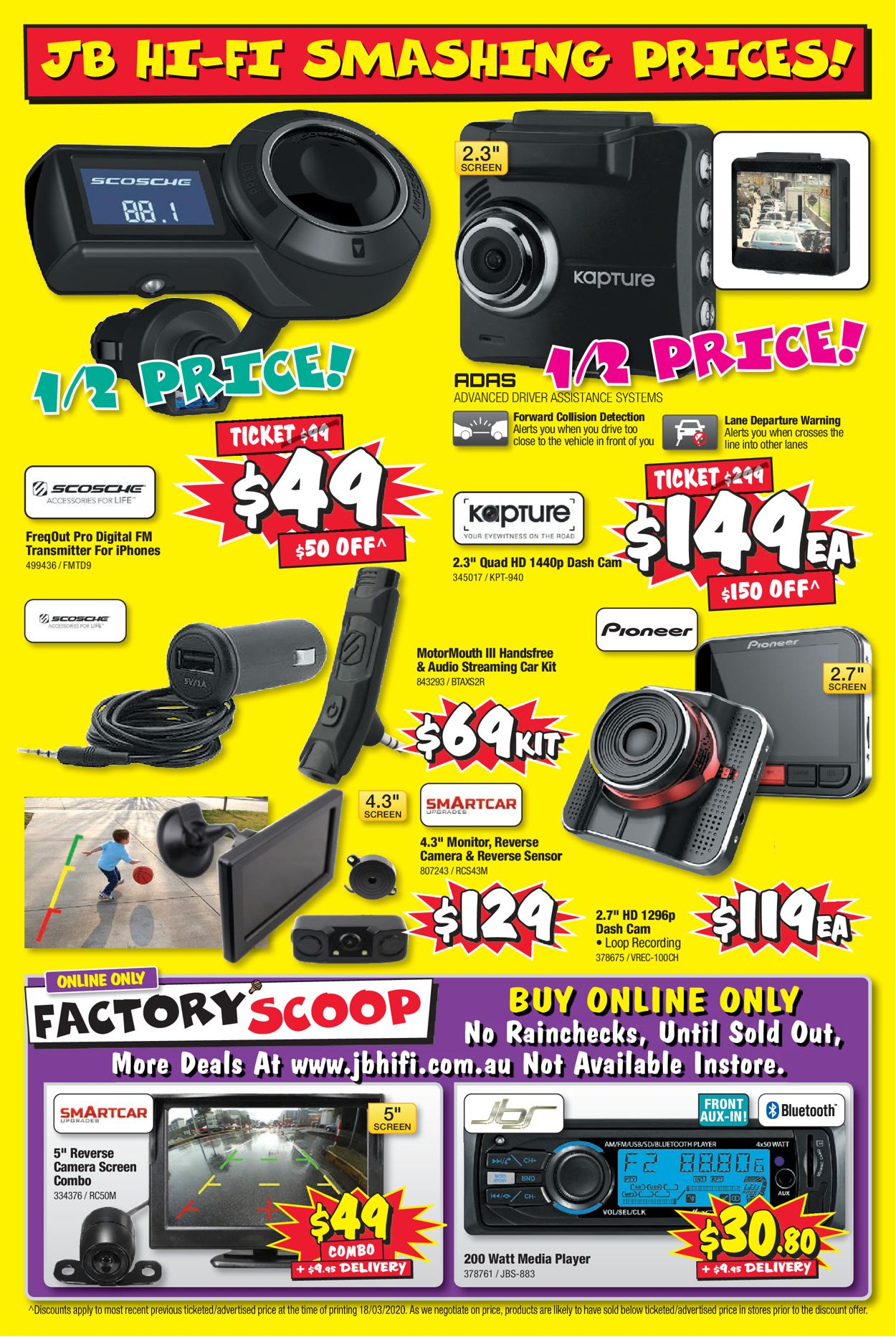 JB Hi-Fi Catalogue - 30/03-19/04/2020 (Page 16)
