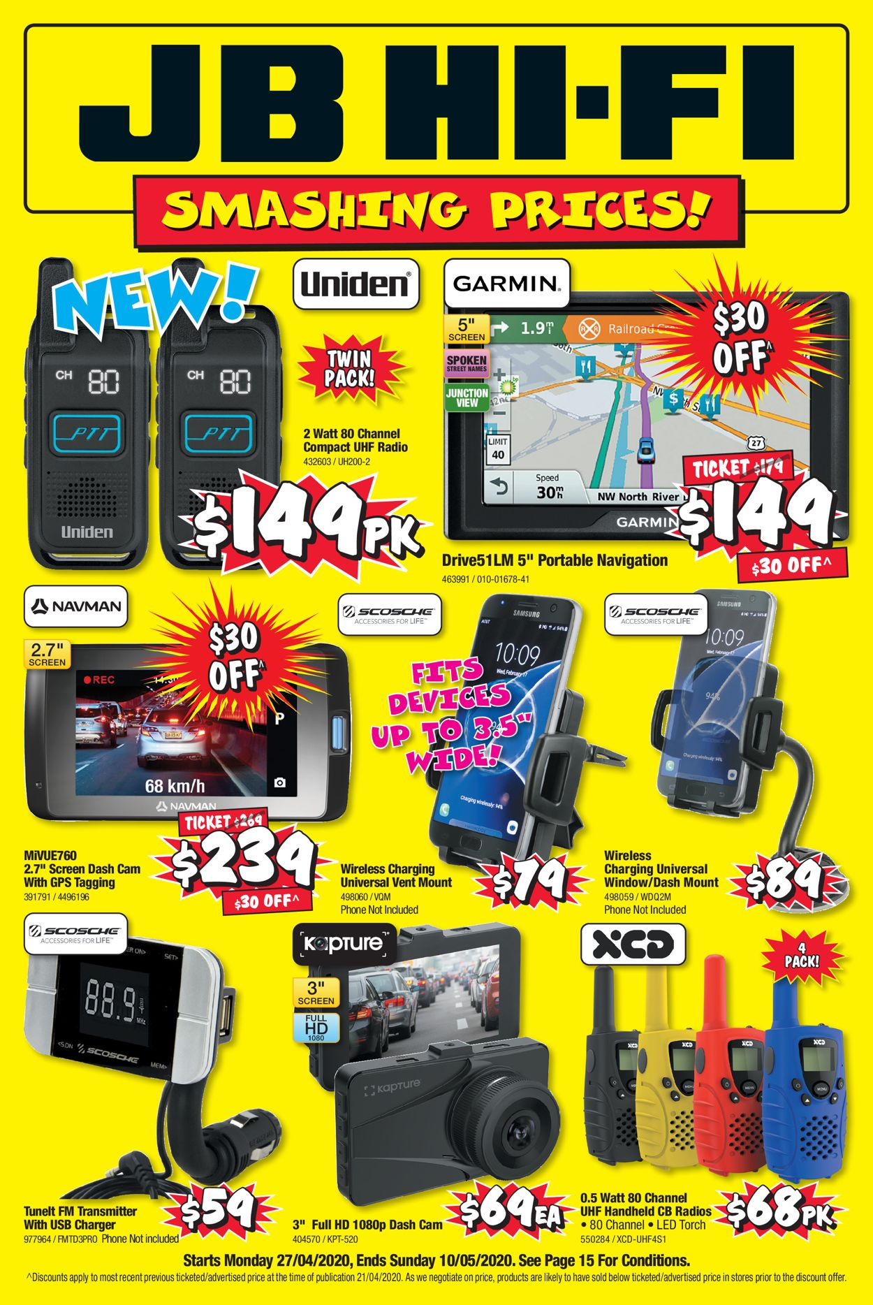 JB Hi-Fi Catalogue - 27/04-10/05/2020