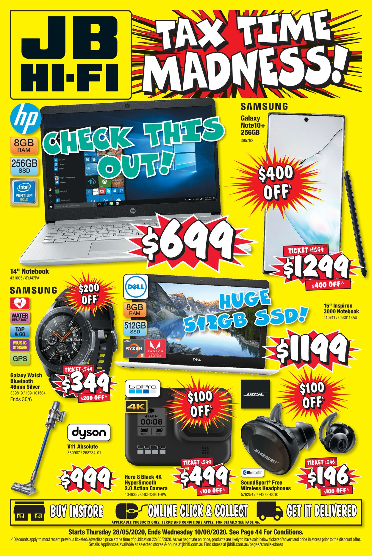 JB Hi-Fi Catalogue - 28/05-10/06/2020