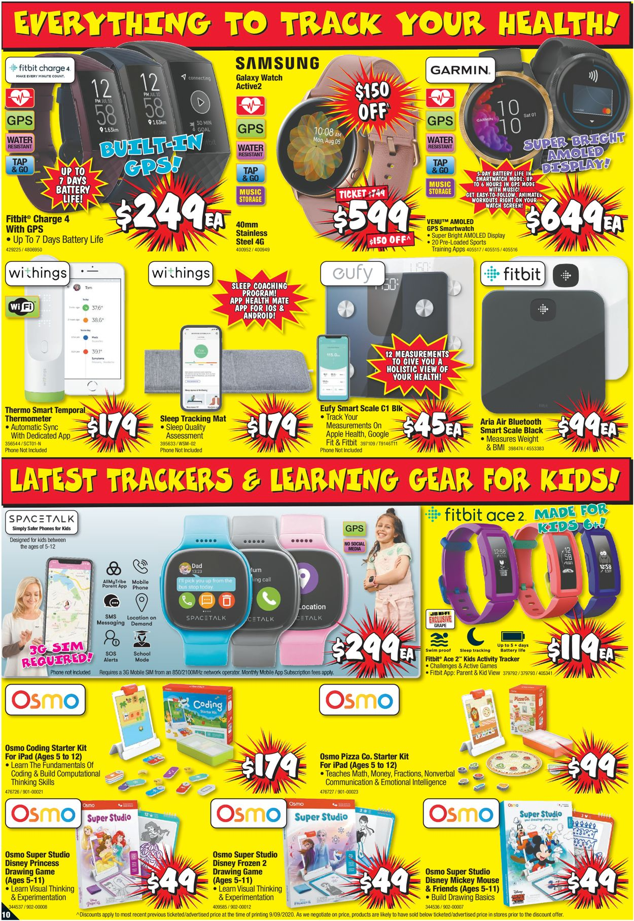 JB Hi-Fi Catalogue - 17/09-23/09/2020 (Page 10)