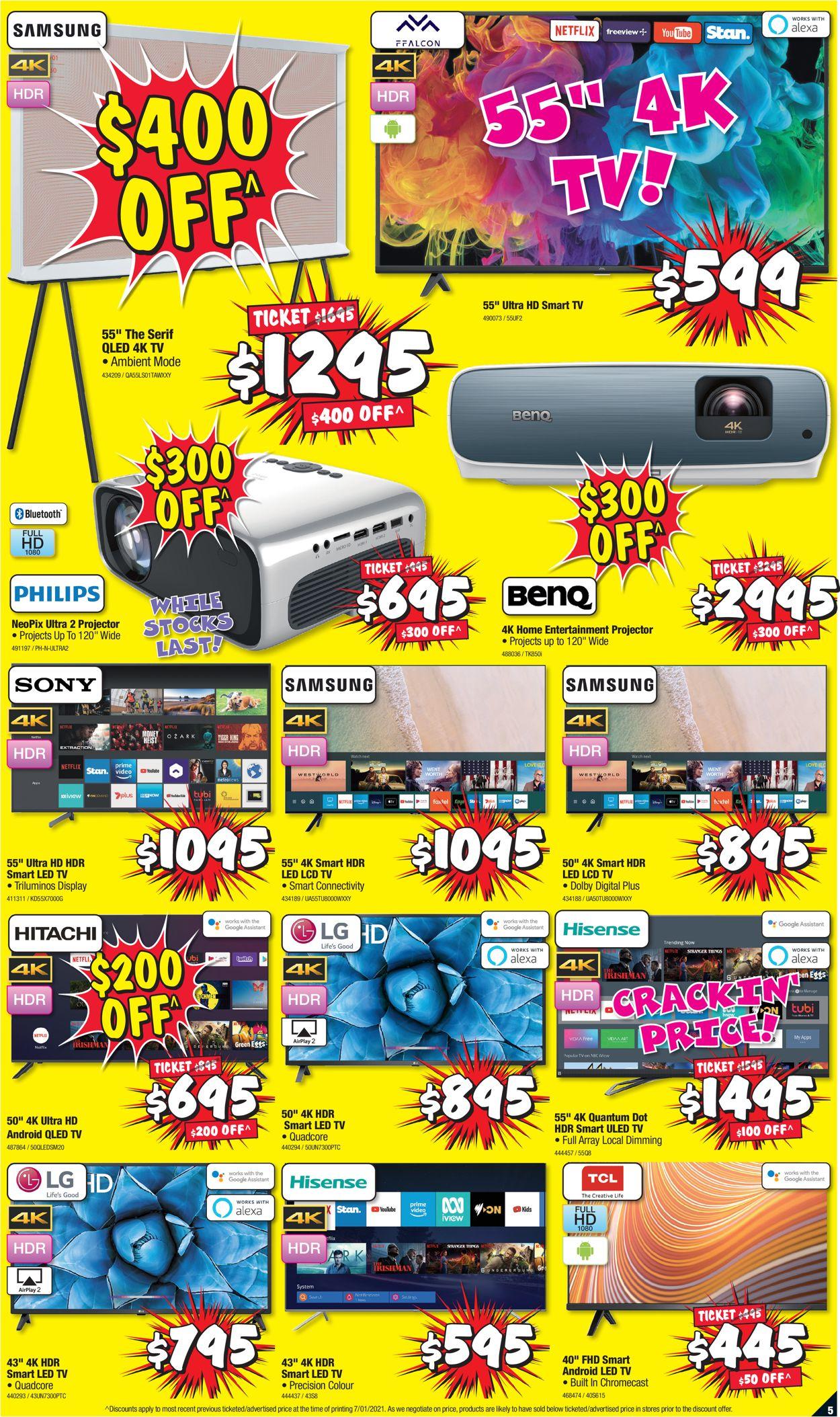 JB Hi-Fi Catalogue - 21/01-28/01/2021 (Page 5)