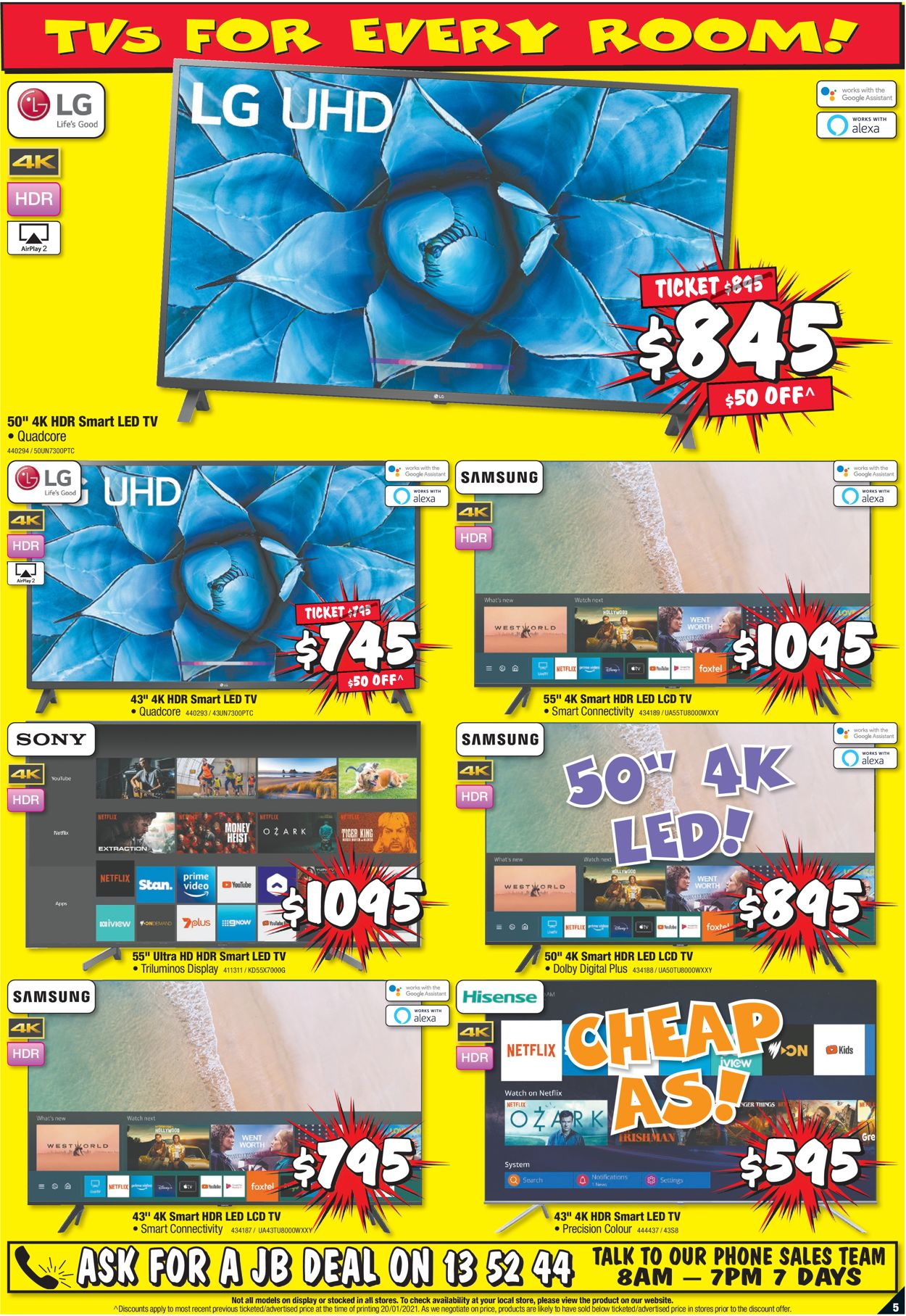 JB Hi-Fi Catalogue - 28/01-03/02/2021 (Page 5)