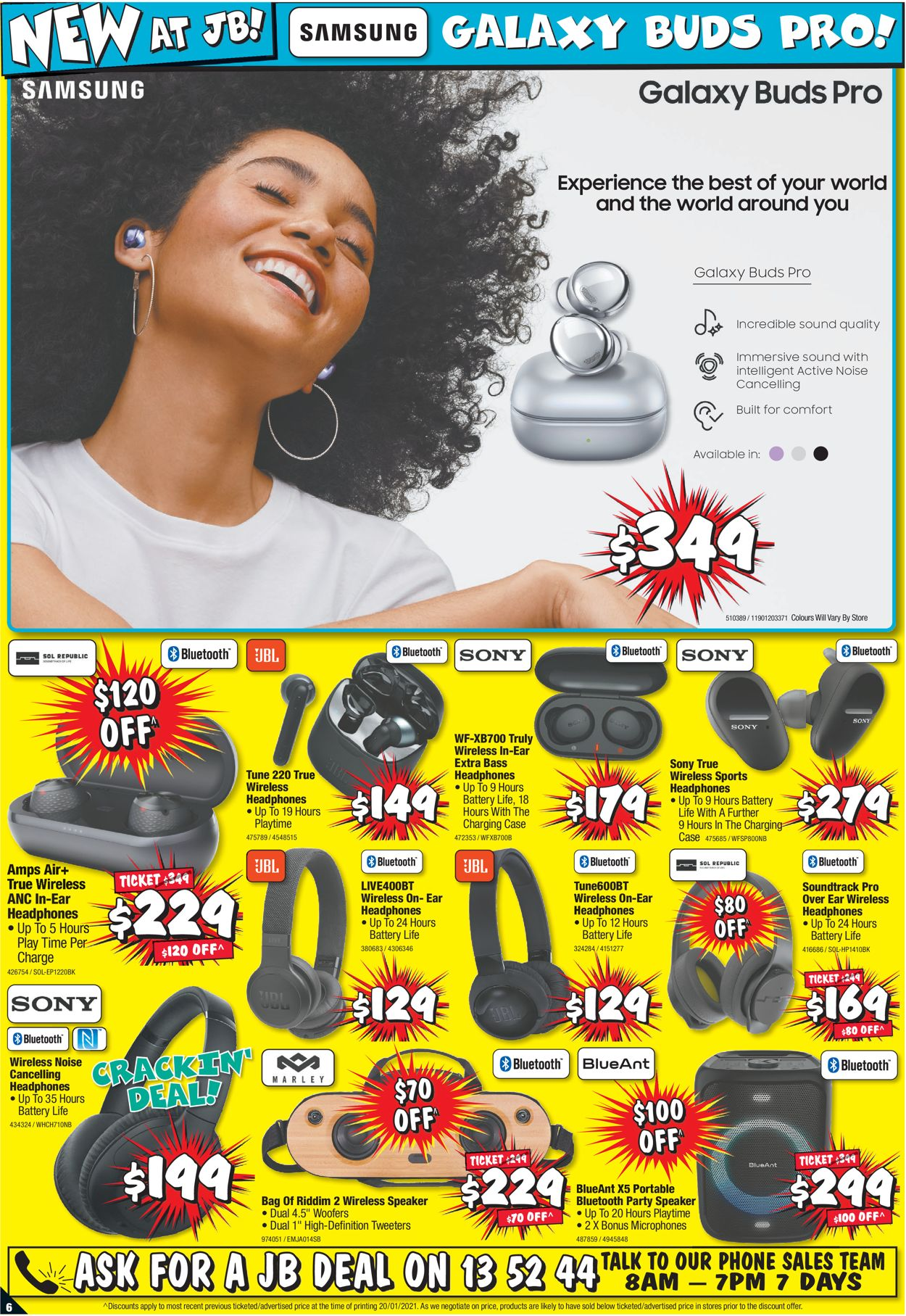 JB Hi-Fi Catalogue - 28/01-03/02/2021 (Page 6)
