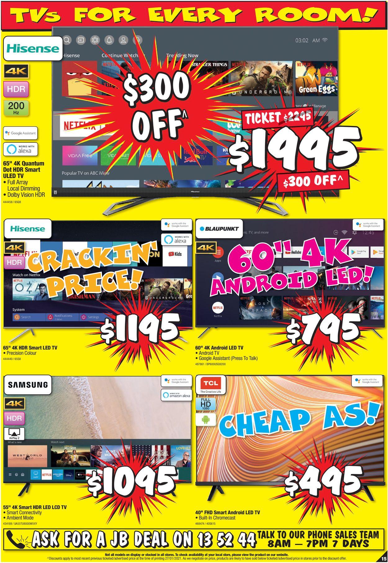 JB Hi-Fi Catalogue - 04/02-17/02/2021 (Page 15)