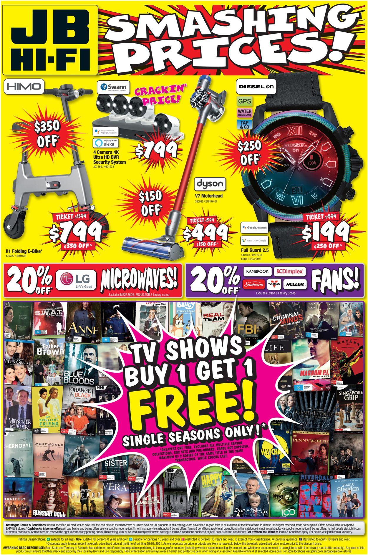 JB Hi-Fi Catalogue - 11/02-17/02/2021 (Page 4)