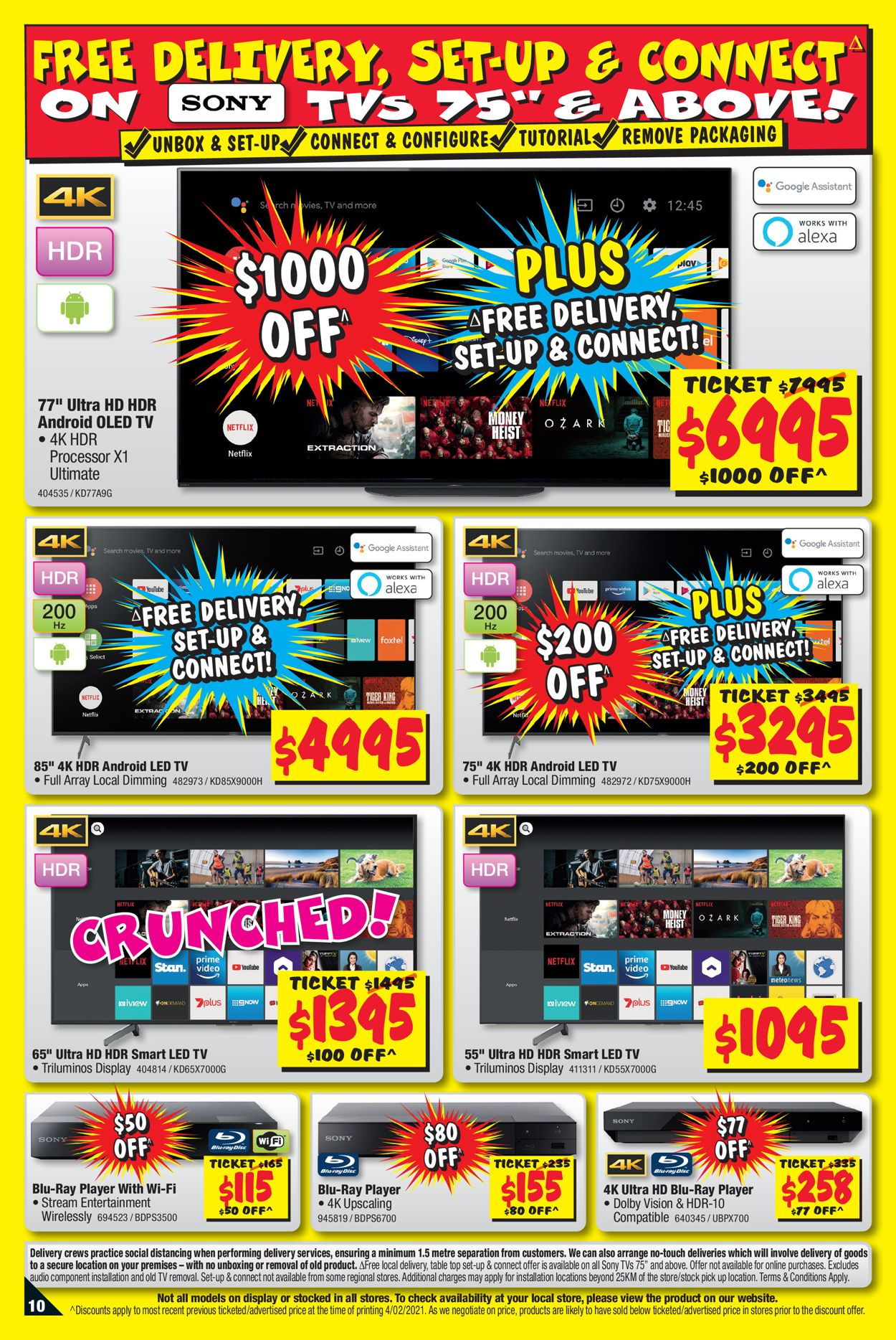 JB Hi-Fi Catalogue - 18/02-03/03/2021 (Page 10)