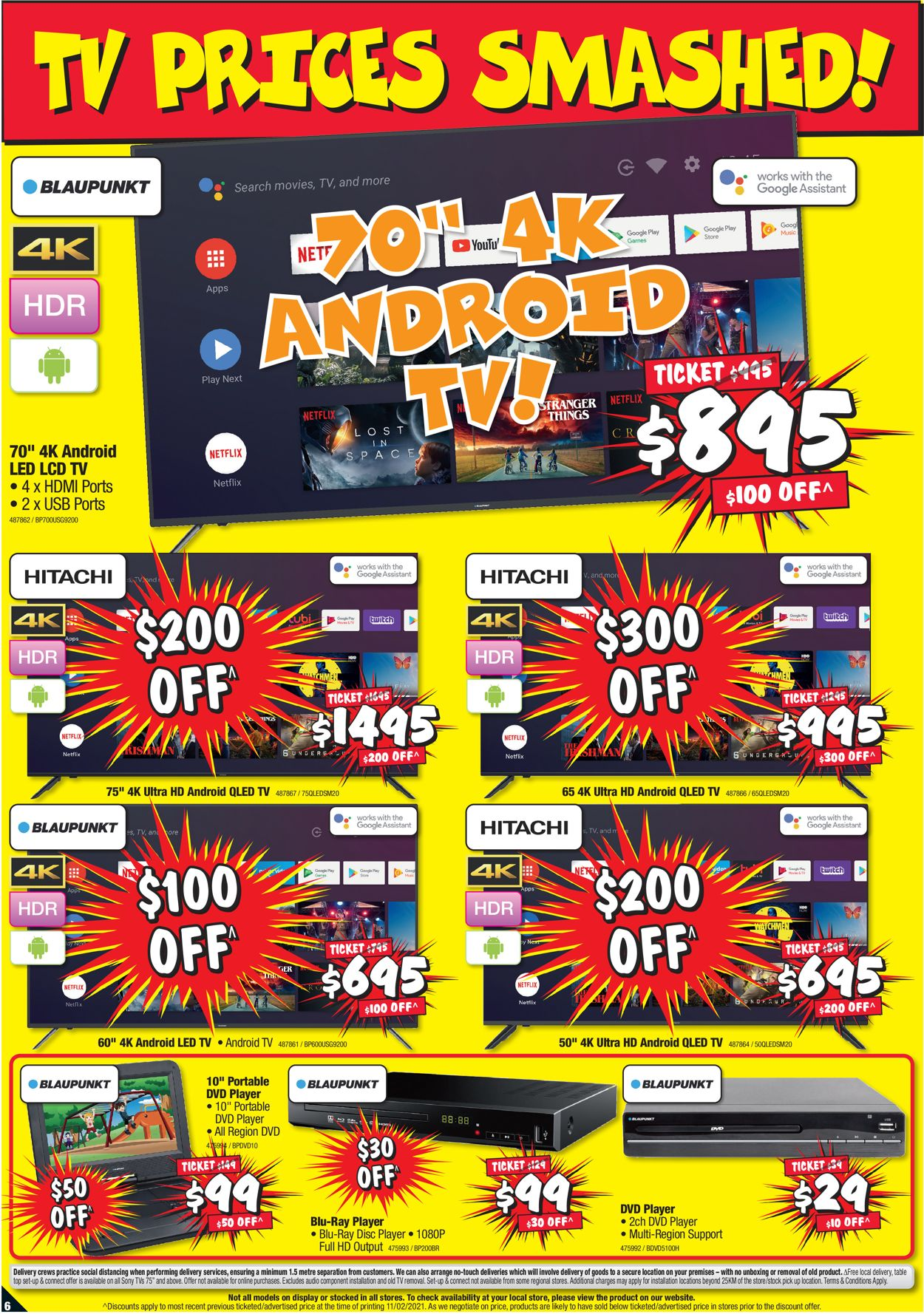 JB Hi-Fi Catalogue - 25/02-03/03/2021 (Page 6)
