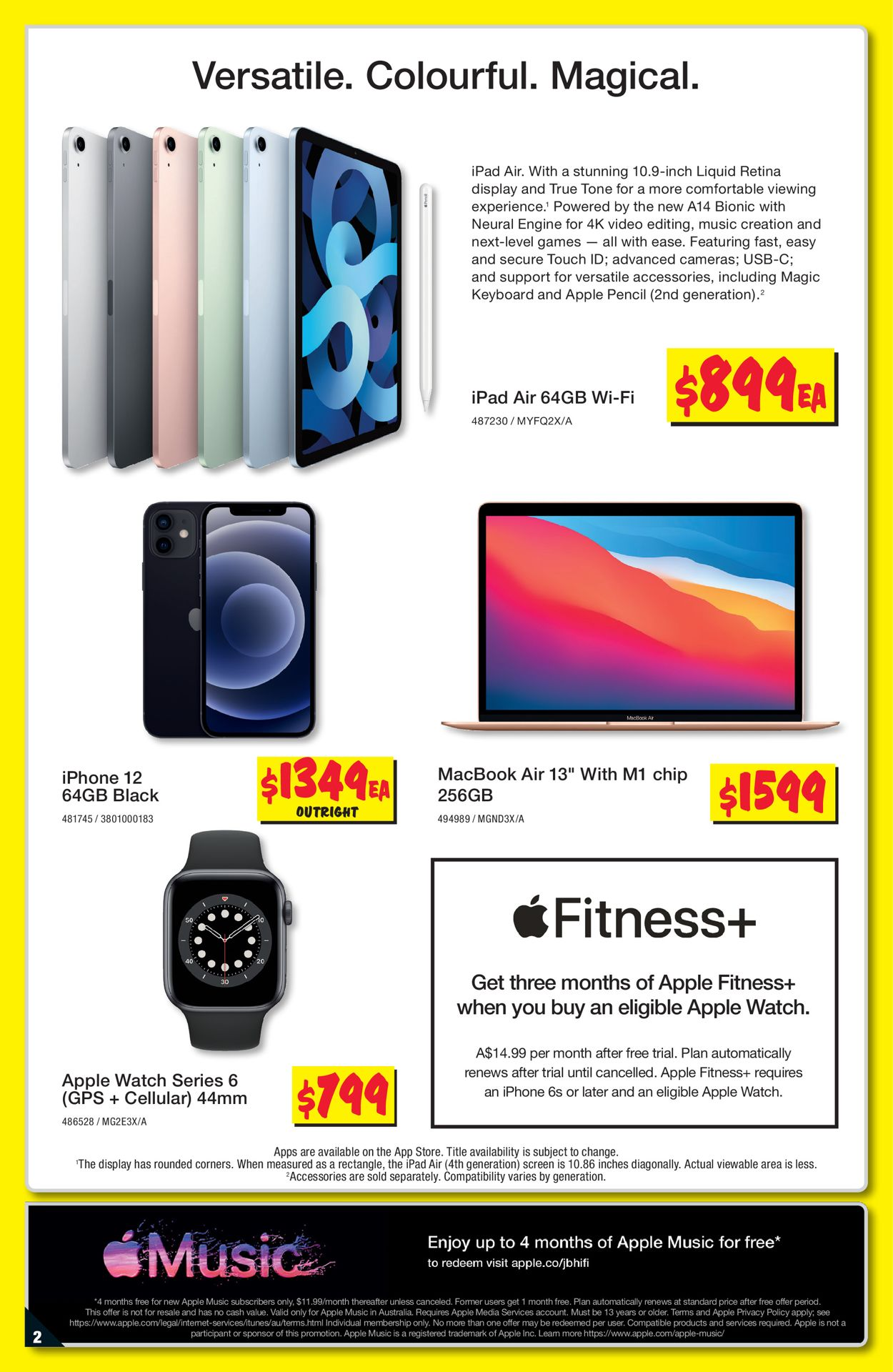 JB Hi-Fi Catalogue - 11/03-24/03/2021 (Page 2)