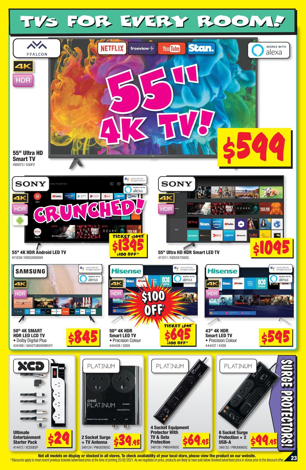 JB Hi-Fi Catalogue - 11/03-24/03/2021 (Page 23)
