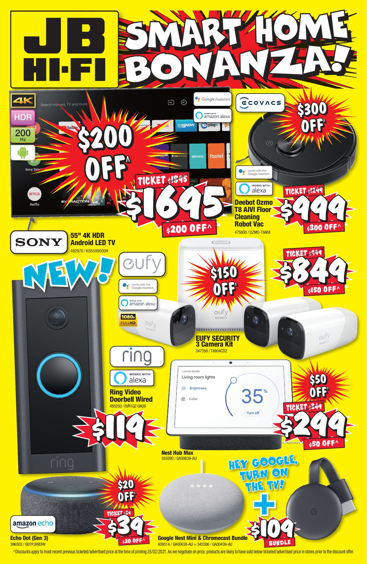 JB Hi-Fi Catalogue - 11/03-24/03/2021 (Page 40)