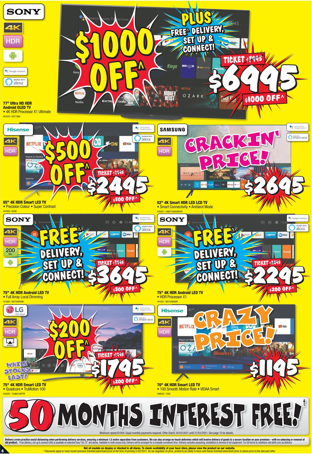 JB Hi-Fi Catalogue - 18/03-24/03/2021 (Page 6)