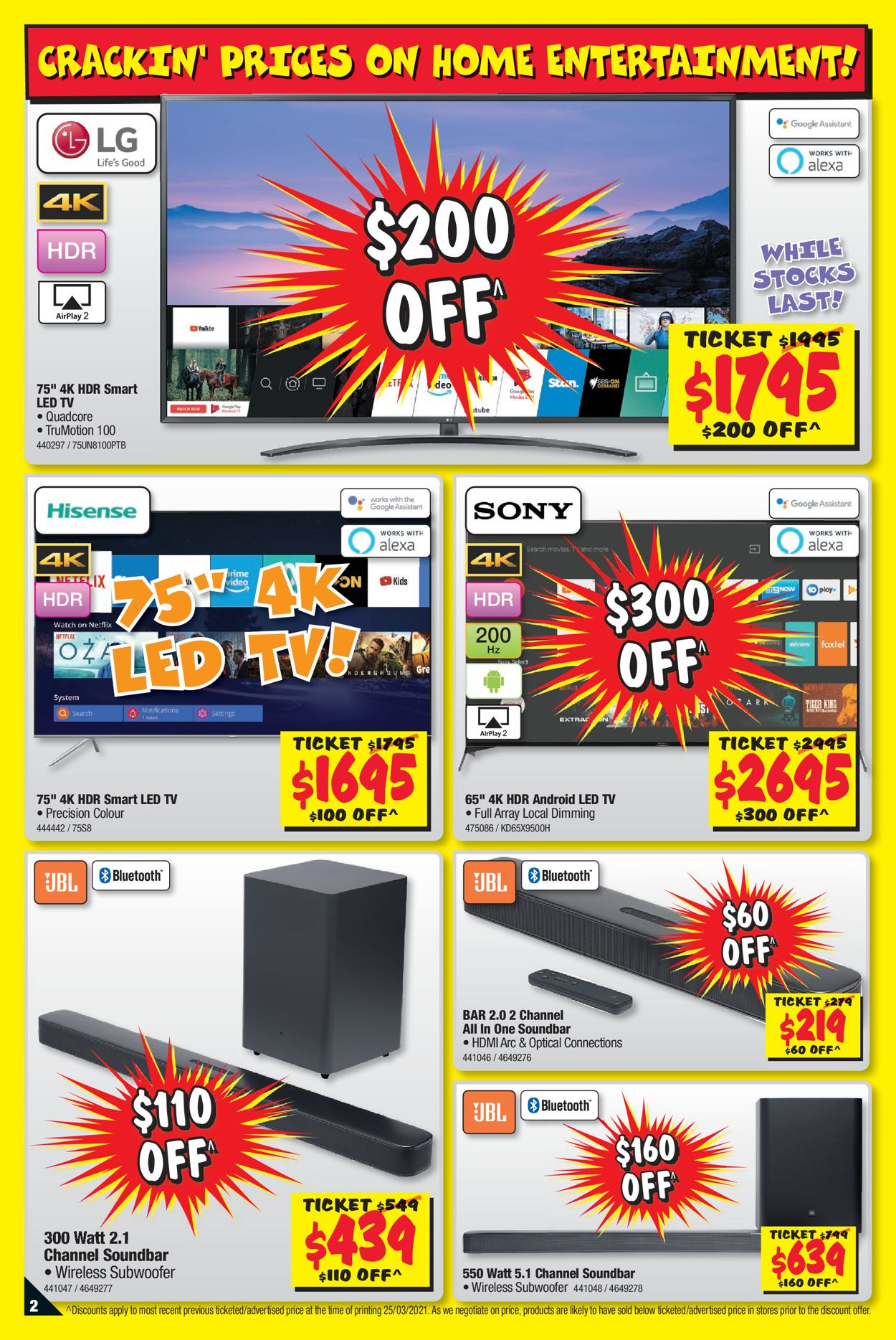 JB Hi-Fi Catalogue - 08/04-21/04/2021 (Page 2)