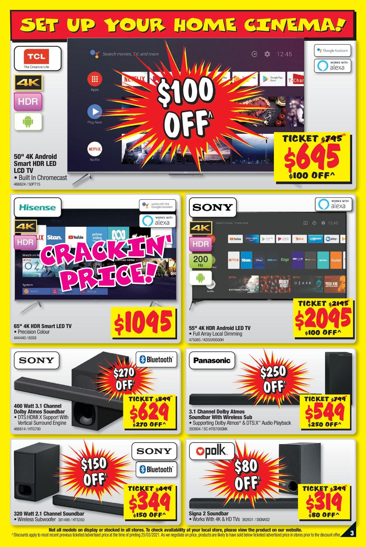 JB Hi-Fi Catalogue - 08/04-21/04/2021 (Page 3)