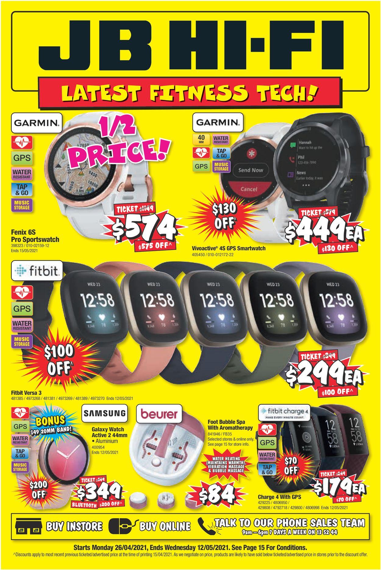 JB Hi-Fi Catalogue - 26/04-12/05/2021