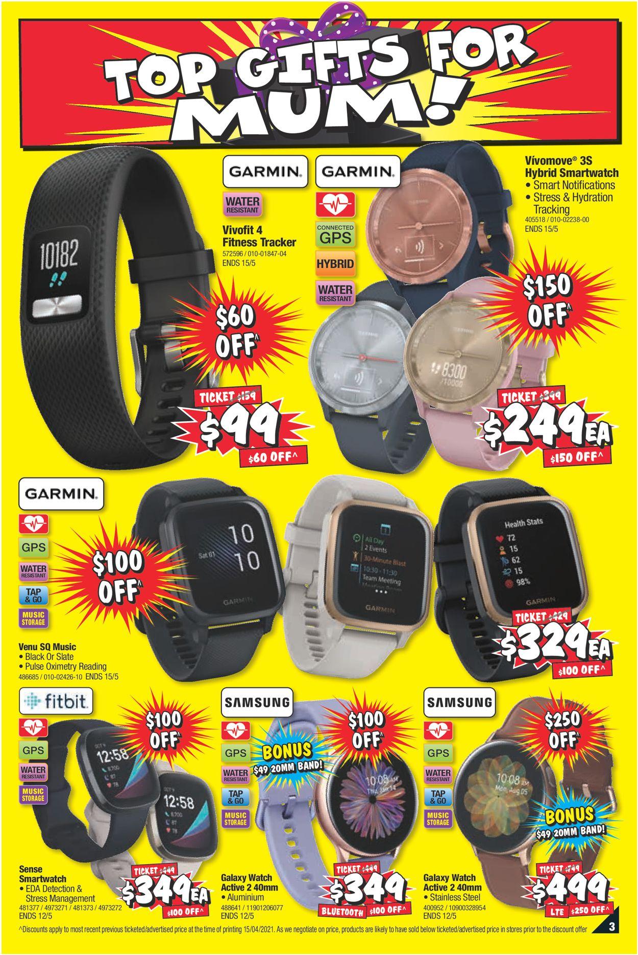 JB Hi-Fi Catalogue - 26/04-12/05/2021 (Page 3)