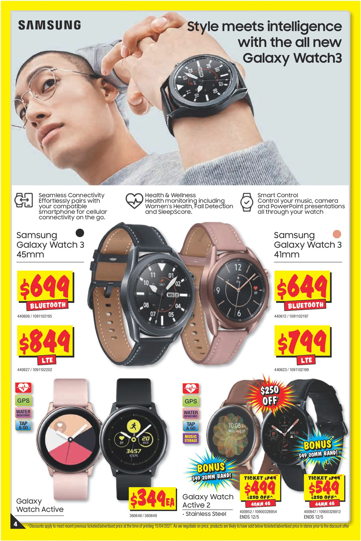 JB Hi-Fi Catalogue - 26/04-12/05/2021 (Page 4)