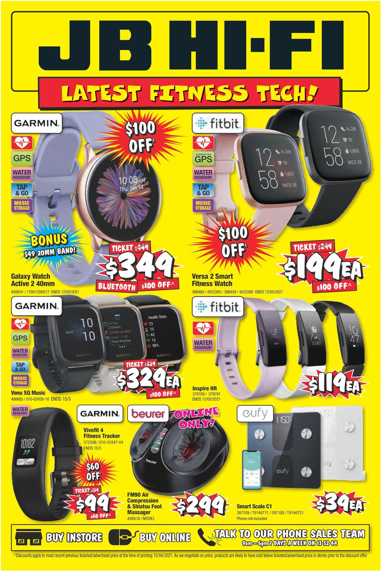 JB Hi-Fi Catalogue - 26/04-12/05/2021 (Page 16)