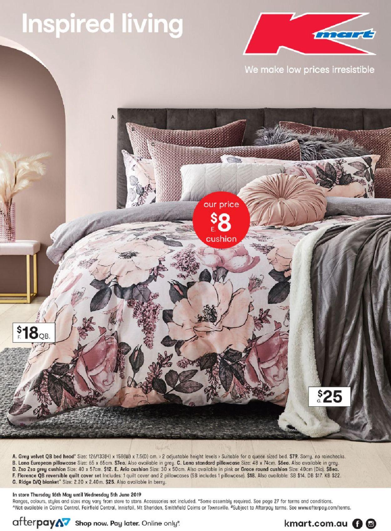 Kmart Catalogue - 16/05-05/06/2019