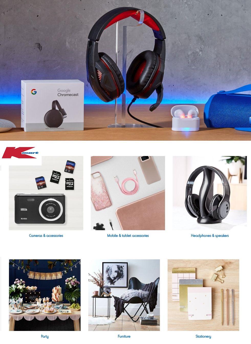 Kmart Catalogue - 26/07-01/08/2019