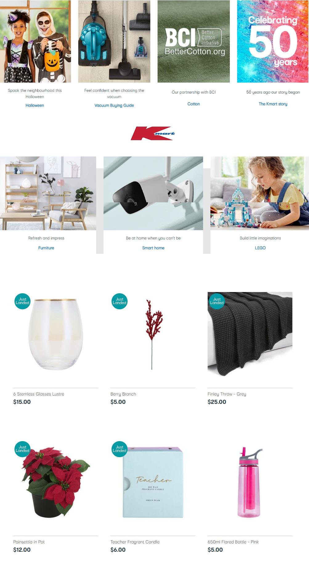 Kmart Catalogue - 10/10-17/10/2019