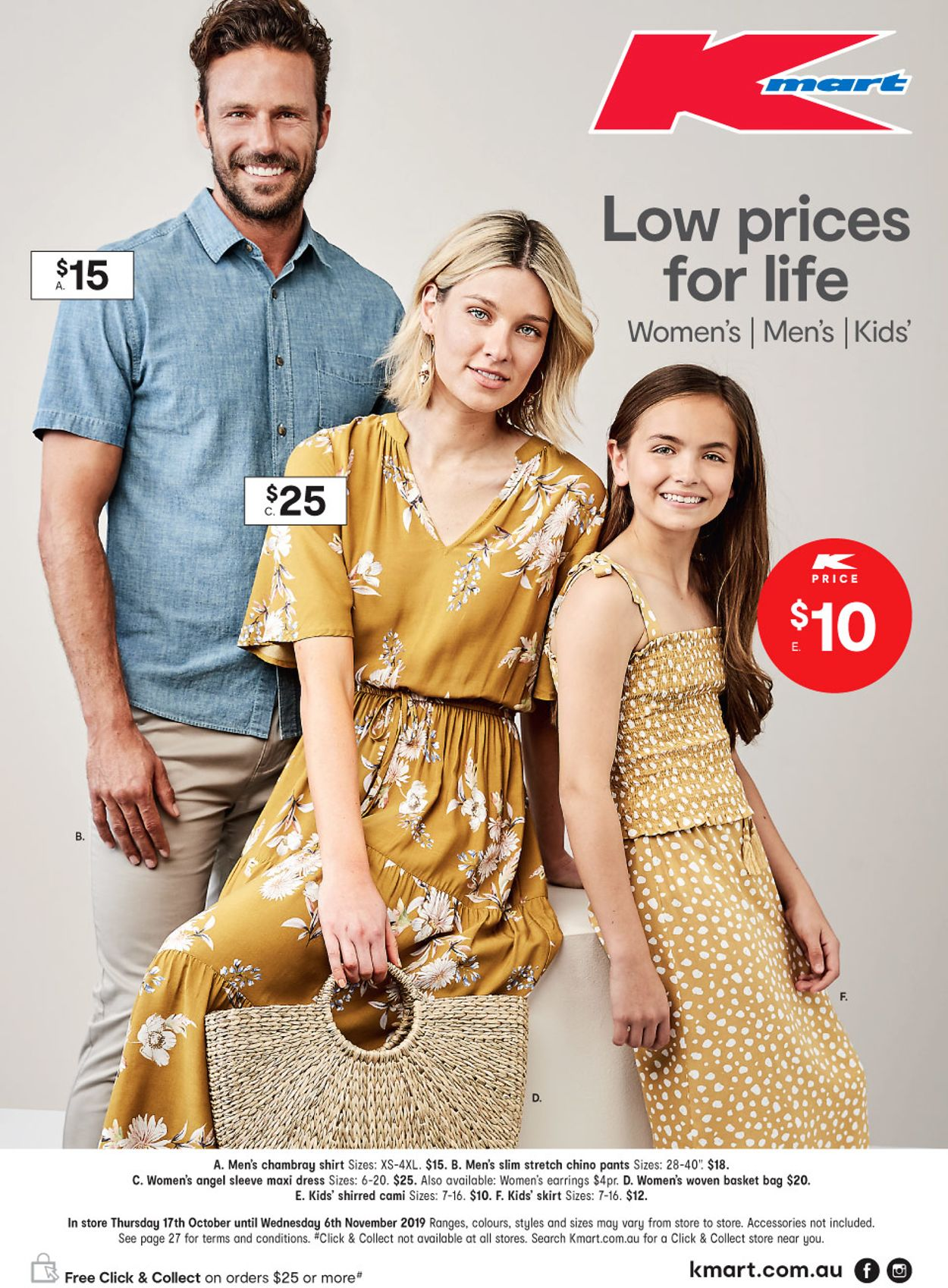 Kmart Catalogue - 17/10-06/11/2019
