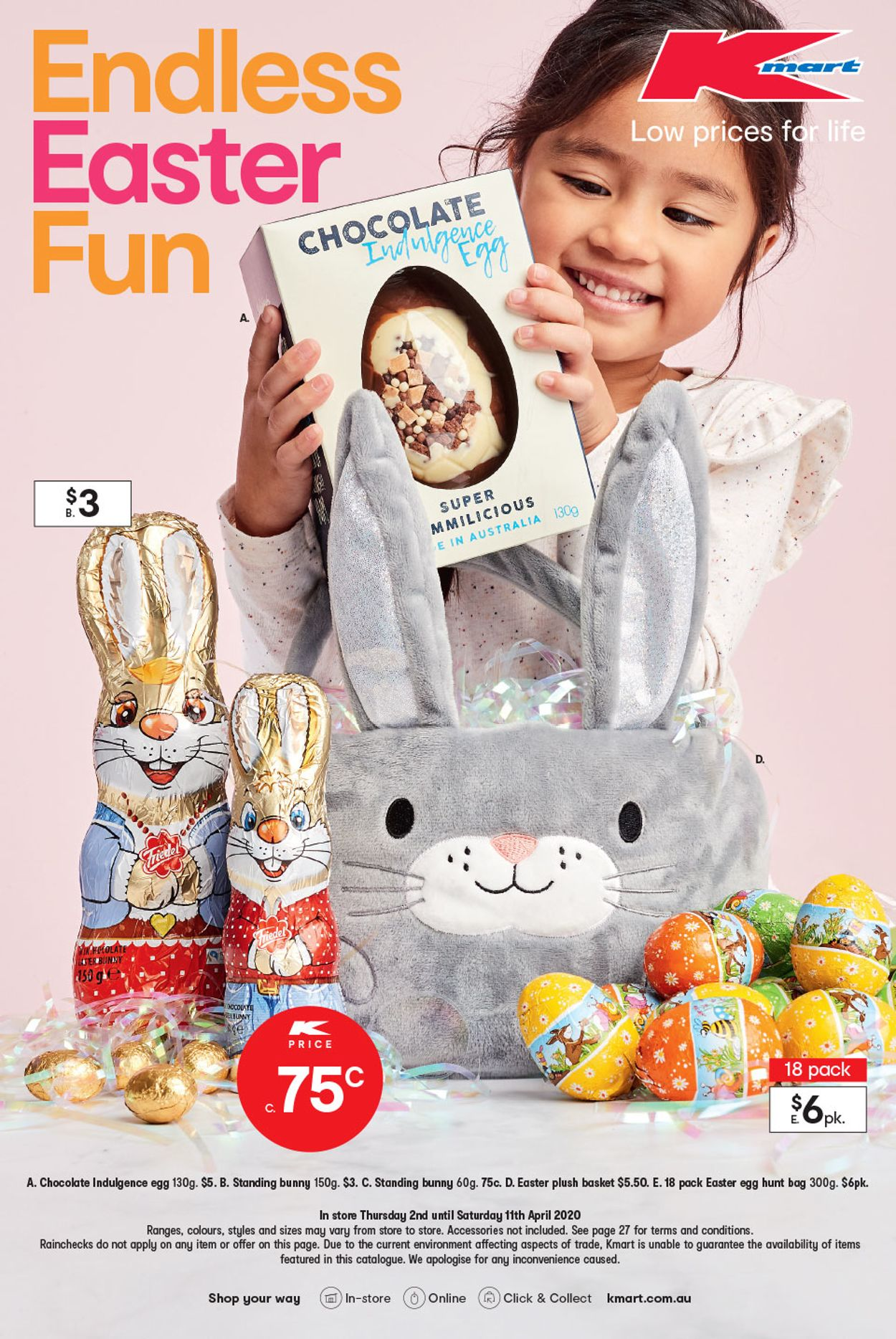 Kmart Catalogue - 02/04-11/04/2020