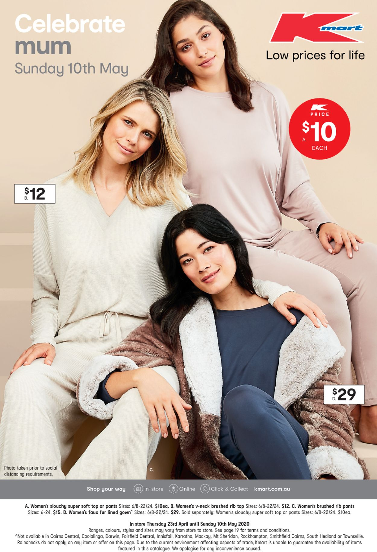 Kmart Catalogue - 23/04-10/05/2020