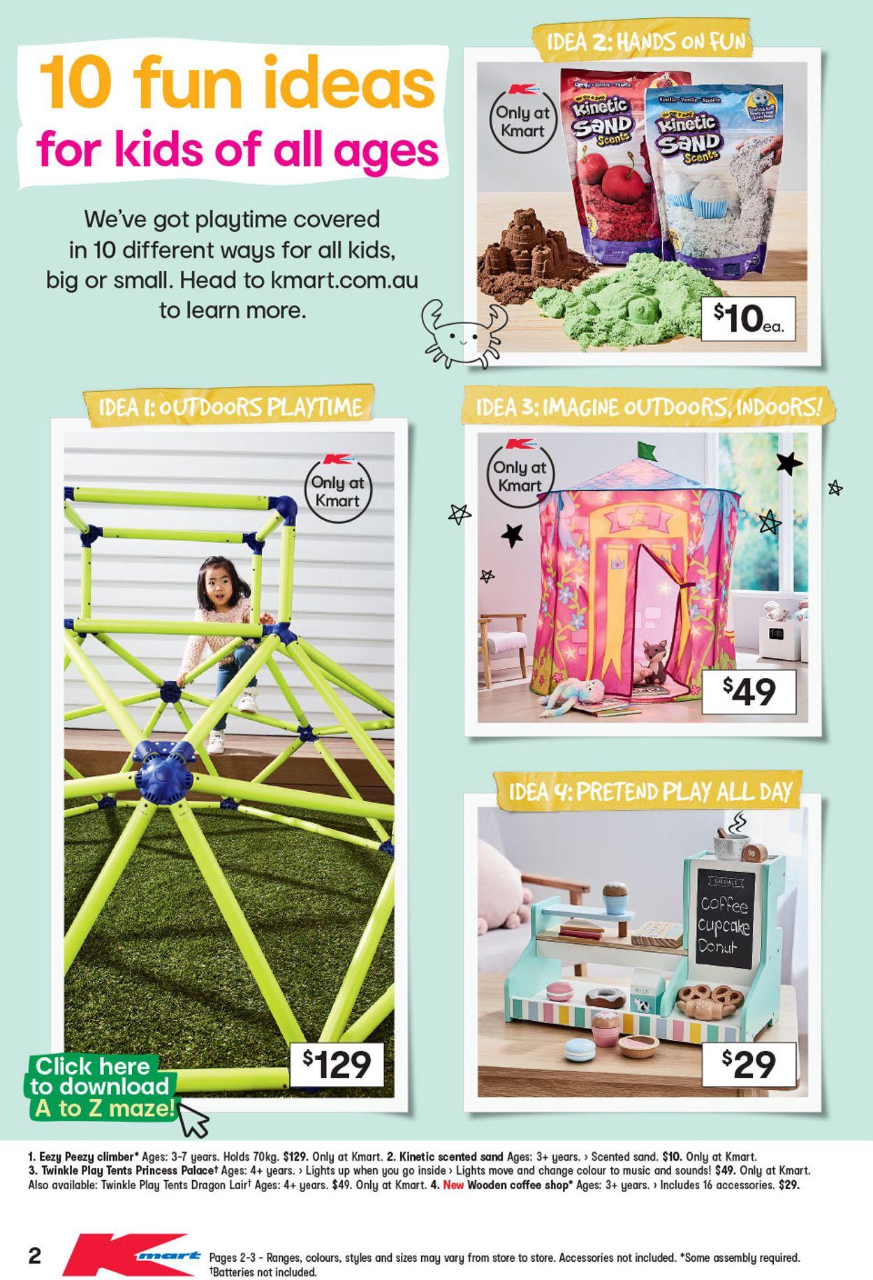 Kmart Catalogue - 25/06-15/07/2020 (Page 2)