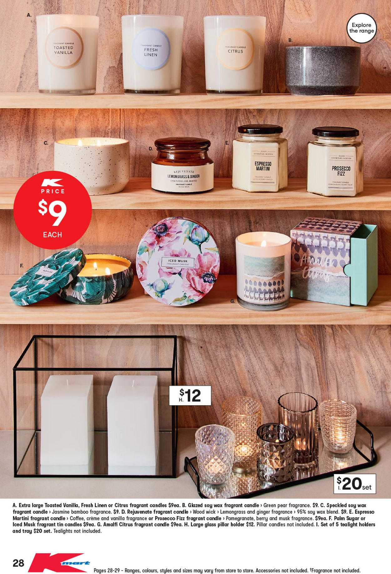 Kmart Catalogue - 30/07-19/08/2020 (Page 28)