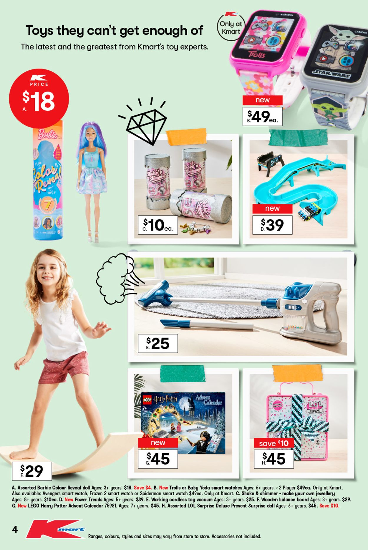 Kmart Catalogue - 10/09-07/10/2020 (Page 4)