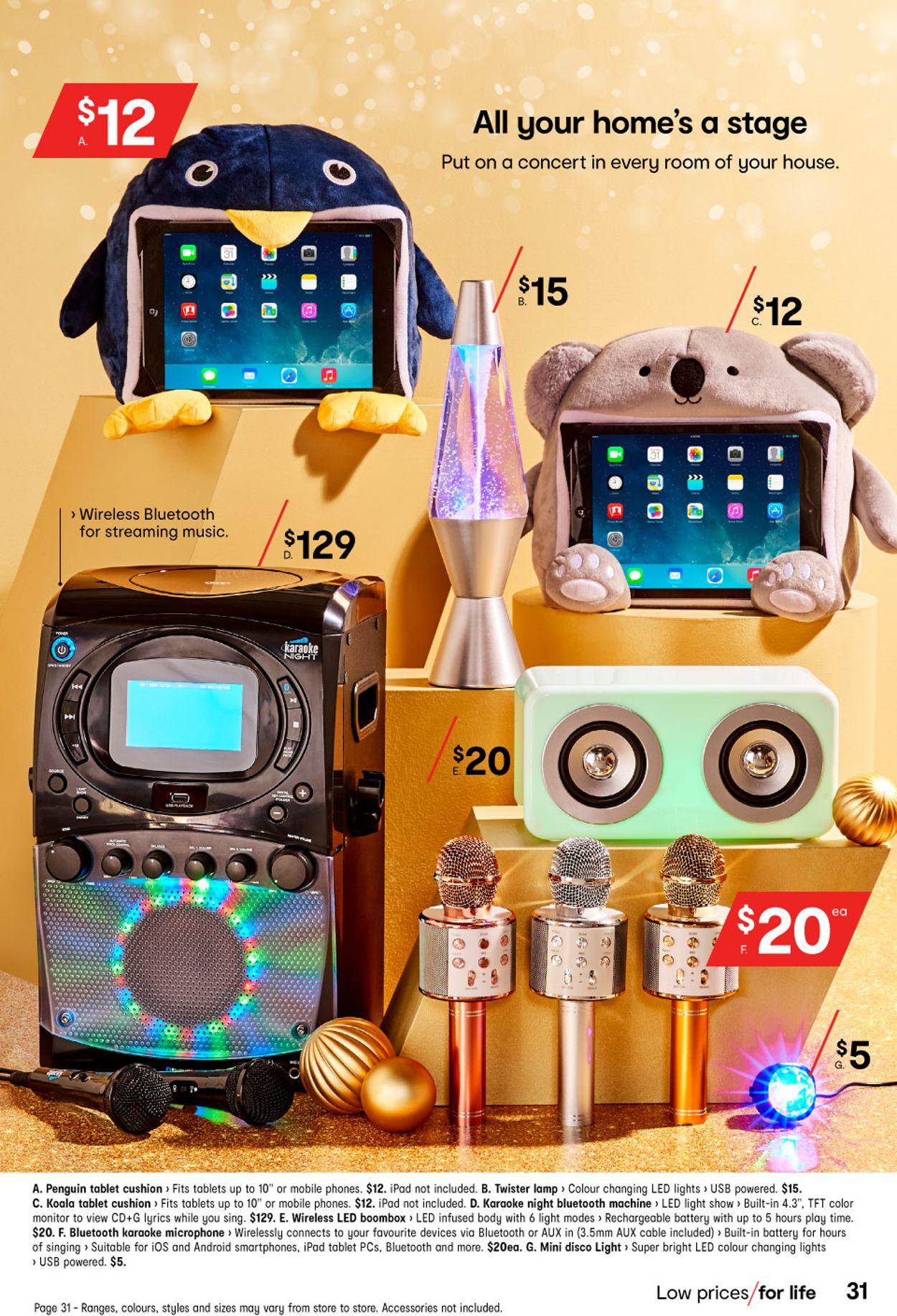 Kmart Catalogue - 29/10-11/11/2020 (Page 32)